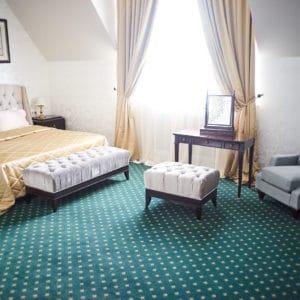 VIP-апартаменты 5315 в загородном отеле ГРУМАНТ Resort & SPA