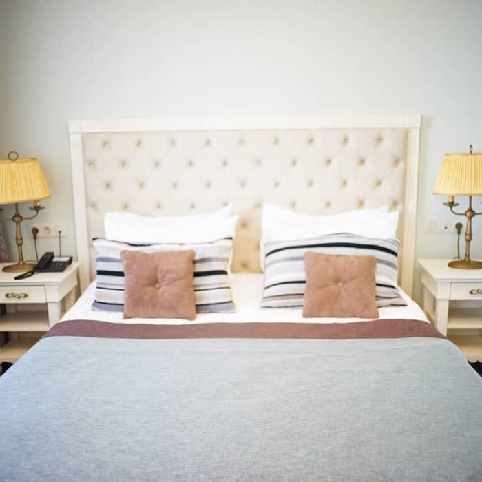 Номер Стандарт / Standart в отеле ГРУМАНТ Resort & SPA