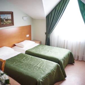 Номер Twin Double (Стандарт) в отеле ГРУМАНТ Resort & SPA